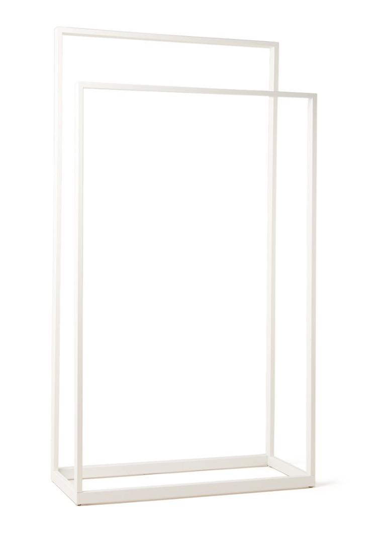 Aquanova Yuri Handtuchhalter 45 cm • Weiß • de Bijenkorf