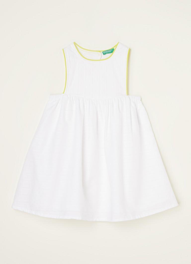 Benetton Kleid aus Baumwolle