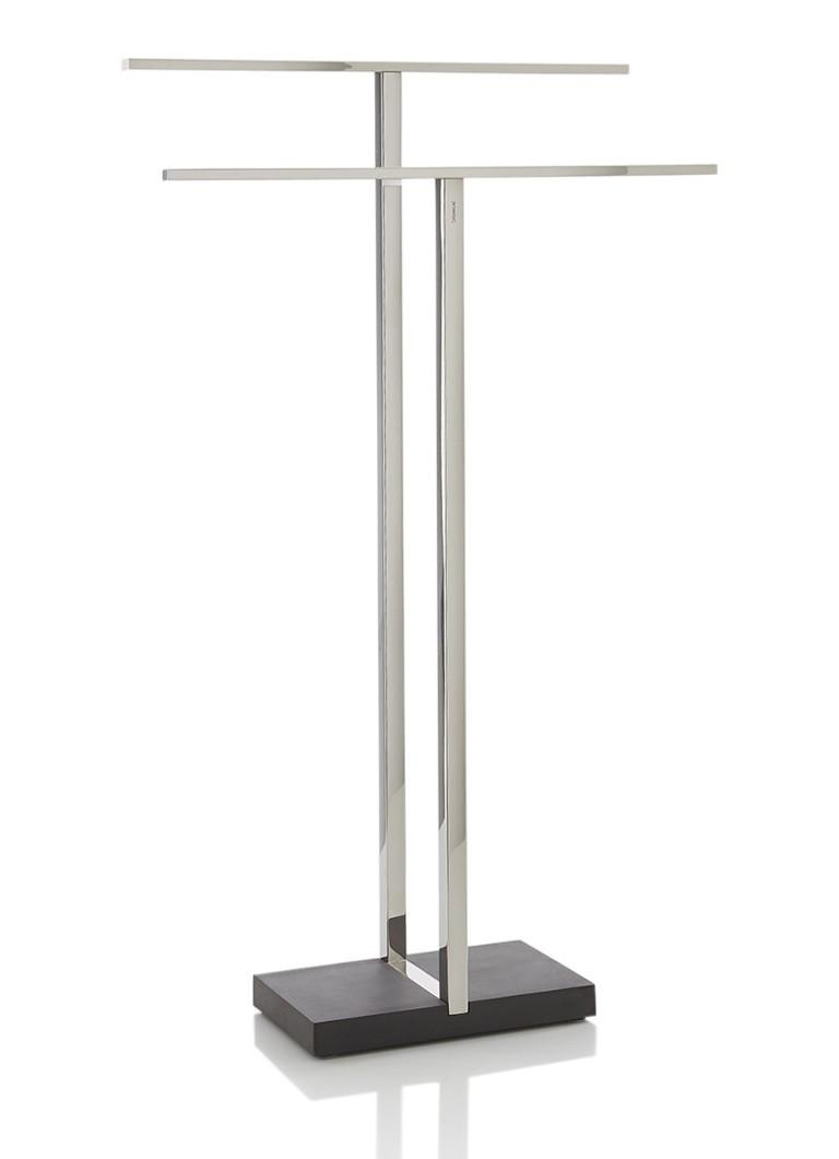 Blomus Menoto Handtuchhalter 86 cm • Silber • de Bijenkorf