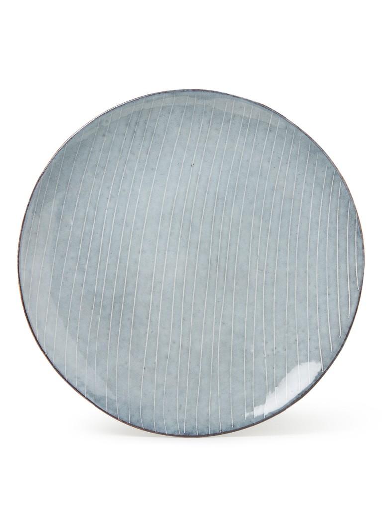 Broste Copenhagen Nordic Sea Teller 20,20 cm