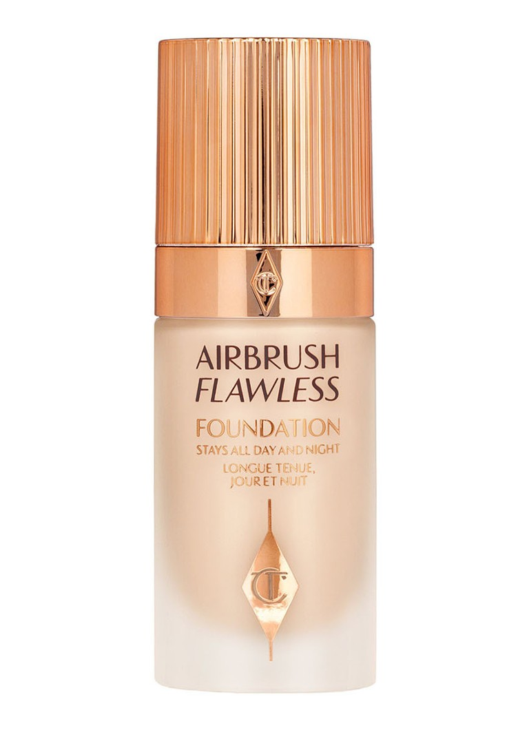 Charlotte Tilbury - Airbrush Flawless Foundation - 3  Neutral