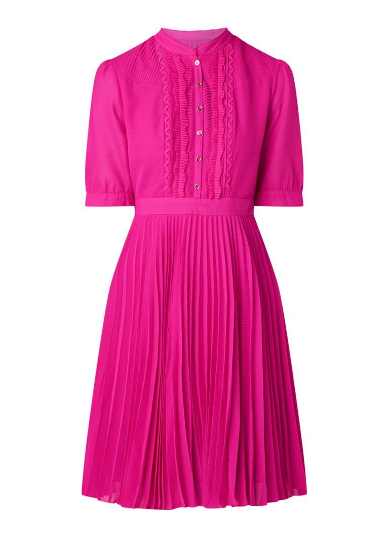 Damsel in a Dress Floria Kleid mit Rüschen und plissiert