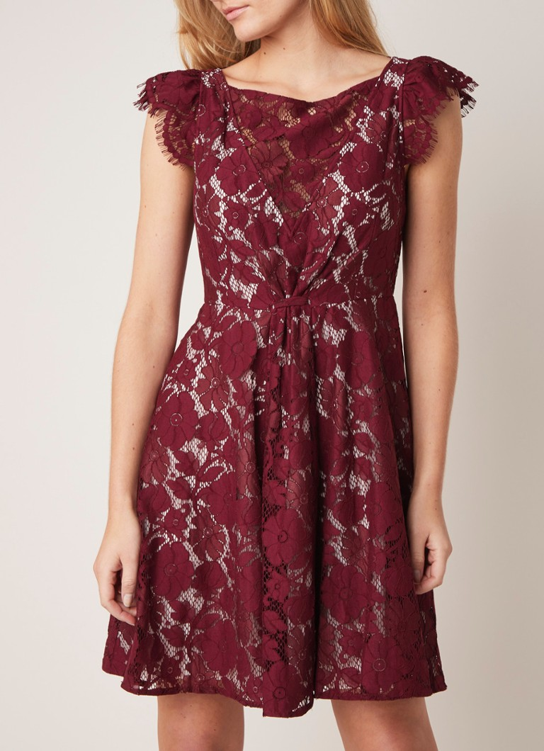 Damsel in a Dress Rexanne A-Linien Kleid aus Spitze