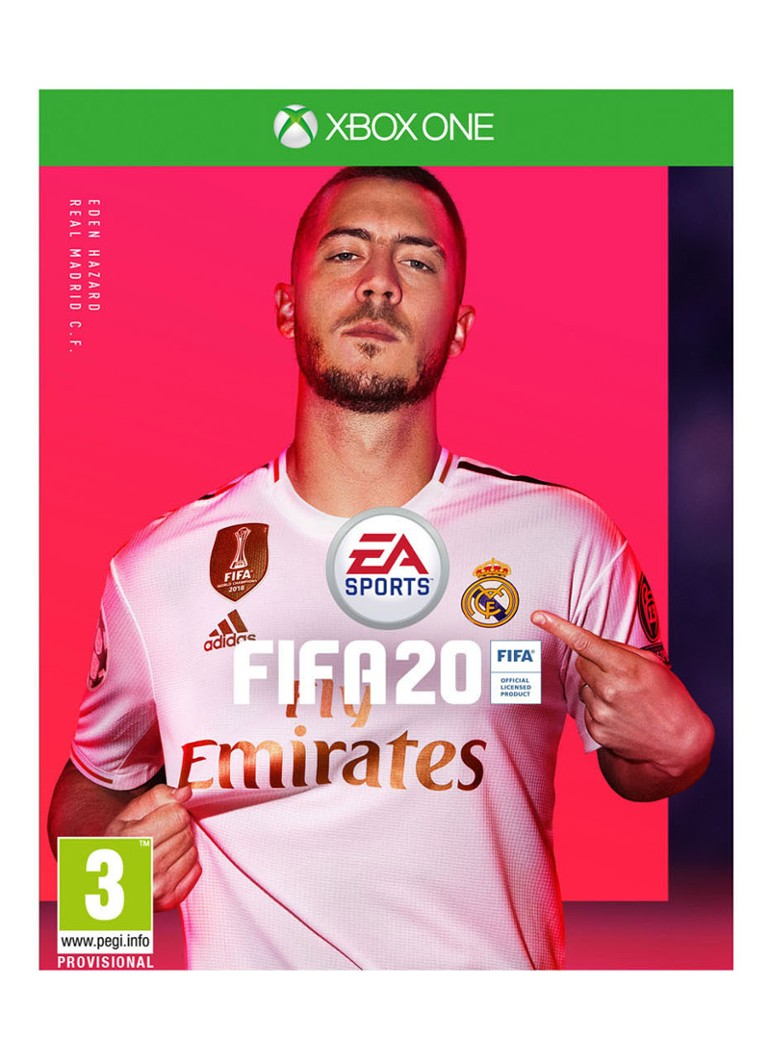 Electronic Arts - Fifa 2020 - Xbox One - Rot
