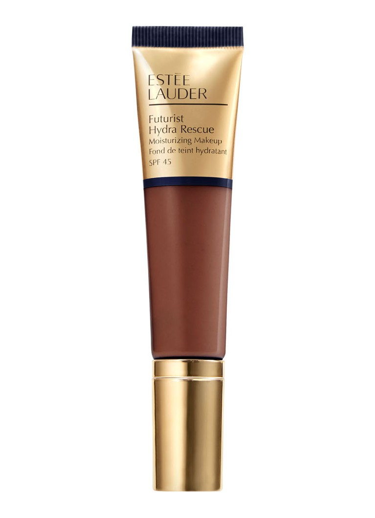 Estée Lauder - Futurist Hydra Rescue Feuchtigkeits-Make-up SPF45 - Foundation - 7N2 RICH AMBER