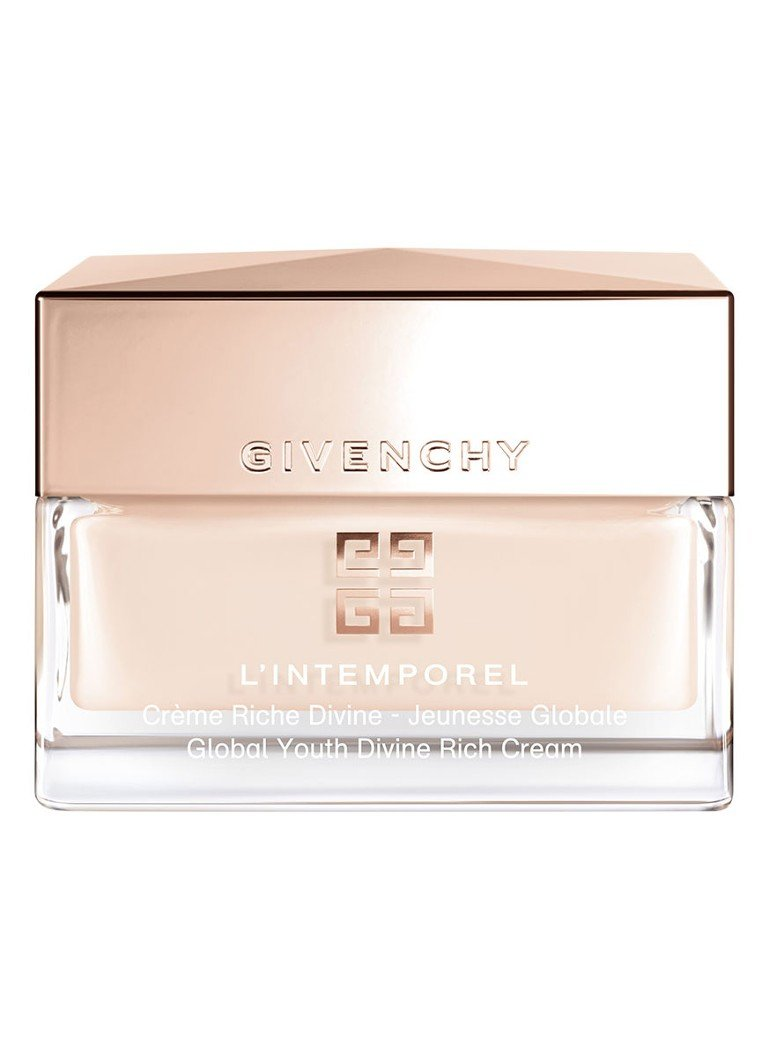 Givenchy - Givenchy L'intemporel Rich Daycream - Tagescreme - null