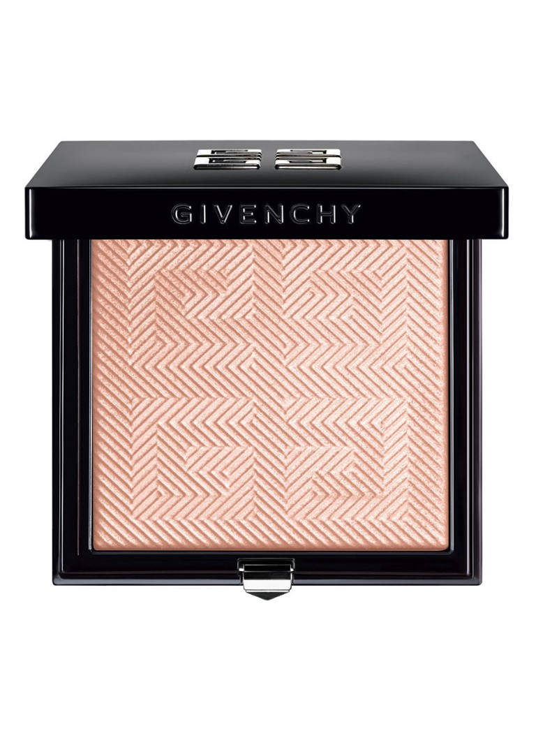 Givenchy - Shimmer Powder - Limited Edition Textmarker - SHIMMERY PINK