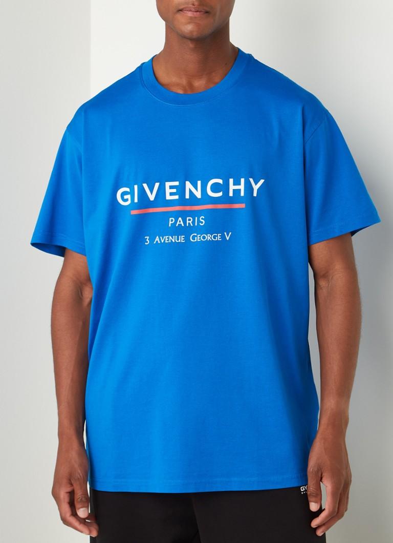 Givenchy T Shirt mit Logoaufdruck •  20 • de Bijenkorf
