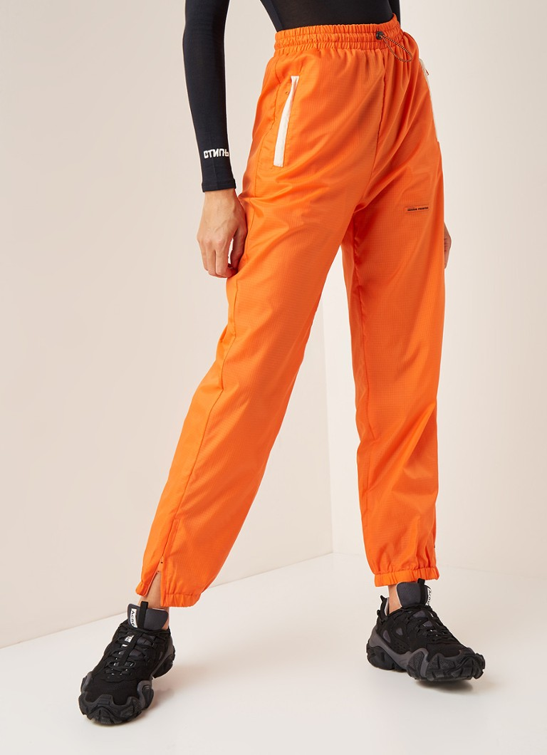 kurze sporthose mit reißverschluss