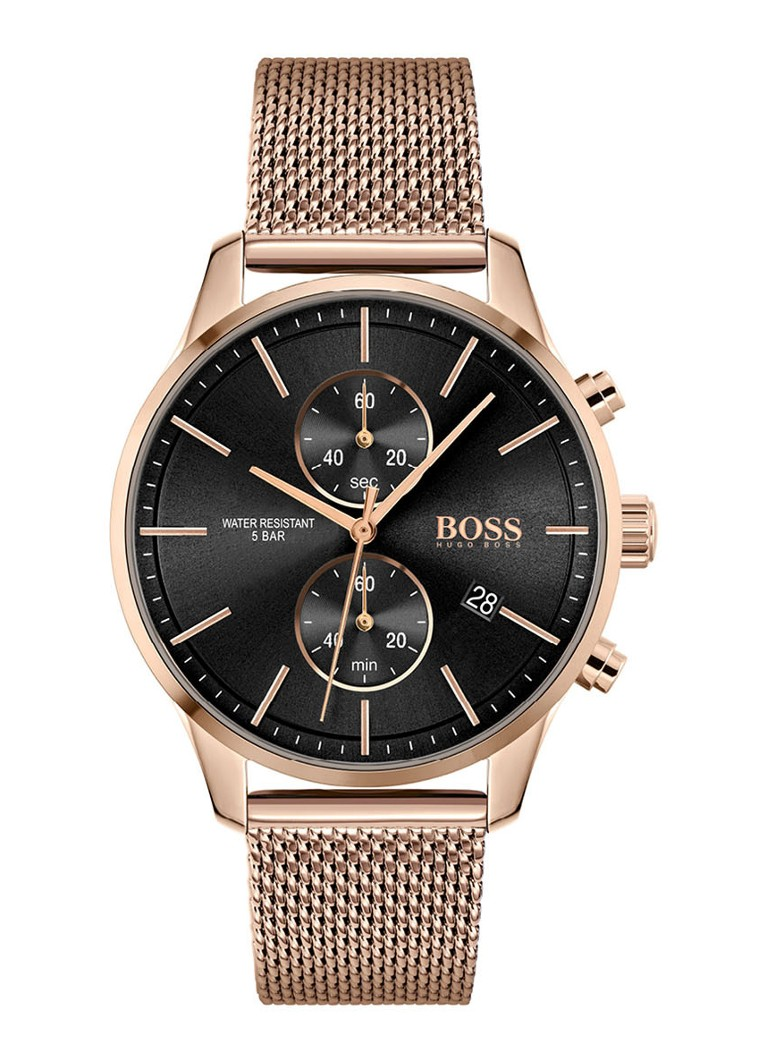 HUGO BOSS - Associate Uhr HB1513806 - Roségold