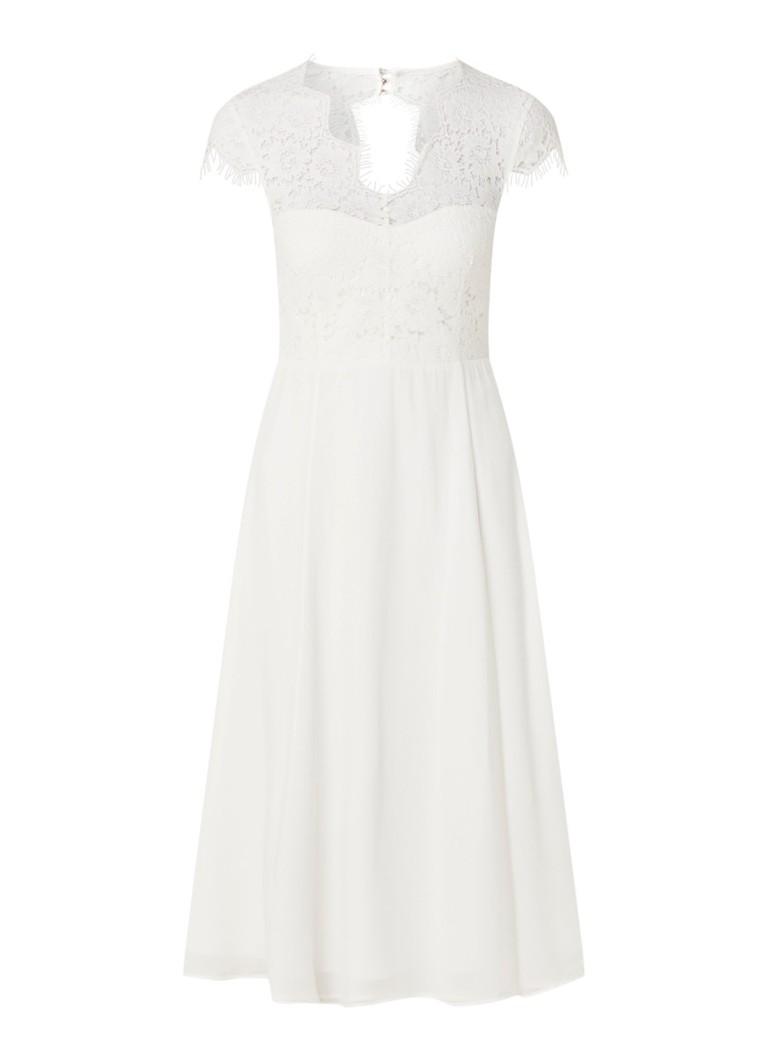 Ivy & Oak Hochzeitskleid mit Spitzeneinsatz