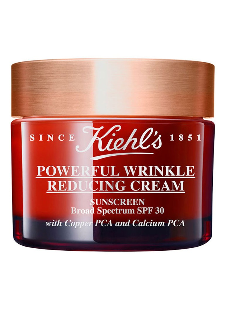 Kiehl's - Powerful Wrinkle Reducing Cream Spf 30 – Tagescreme - null
