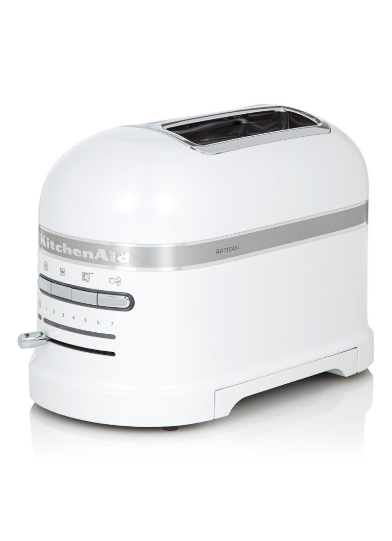 KitchenAid - Artisan Toaster 2 Schlitze 5KMT2204 - Frosted Pearl - Perlmutt