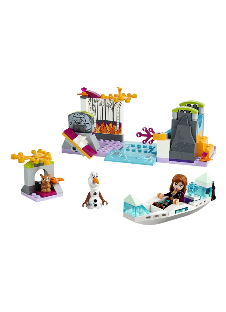 Lego - Annas Kanu-Expedition - 41165 - null