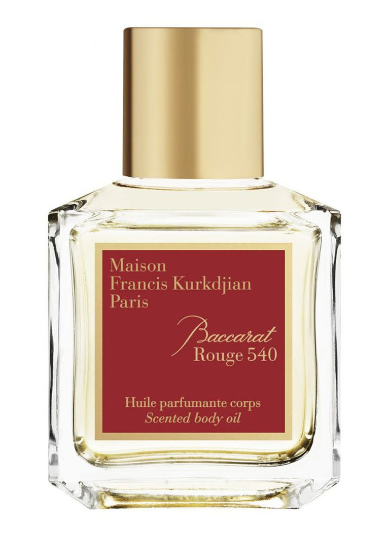 Maison Francis Kurkdjian Baccarat Rouge Scented Body Oil   Körperöl