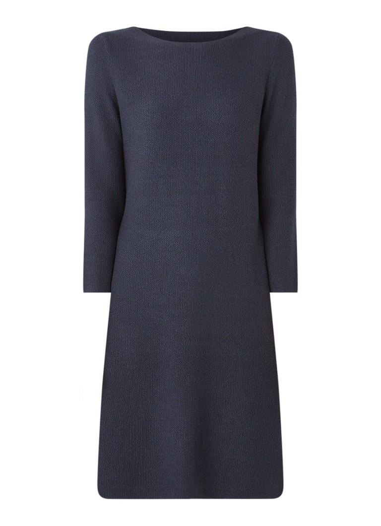 marc o'polo pulloverkleid aus kaschmirmischung