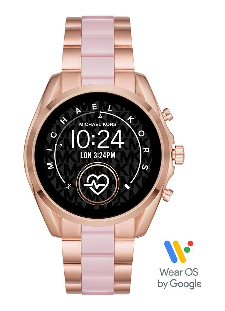 Michael Kors - Runway Display Smartwatch Gen 4 MKT5055 - Roségold