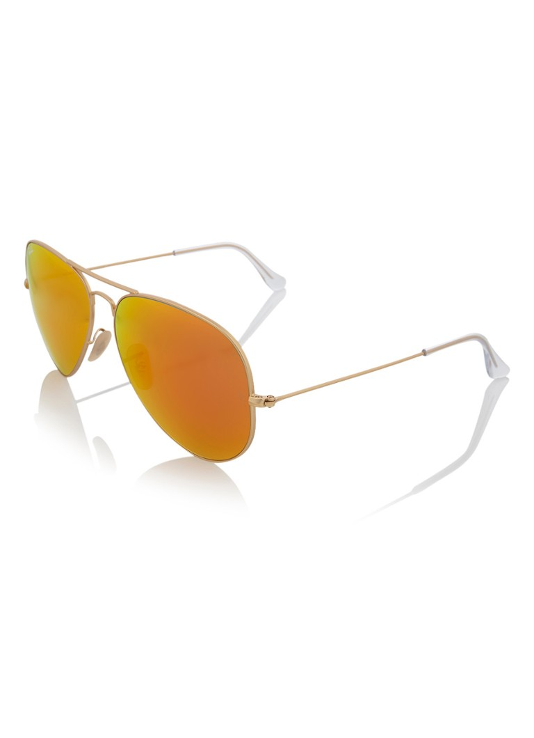 Ray-Ban - Aviator Classic RB3025 Sonnenbrille - Gold