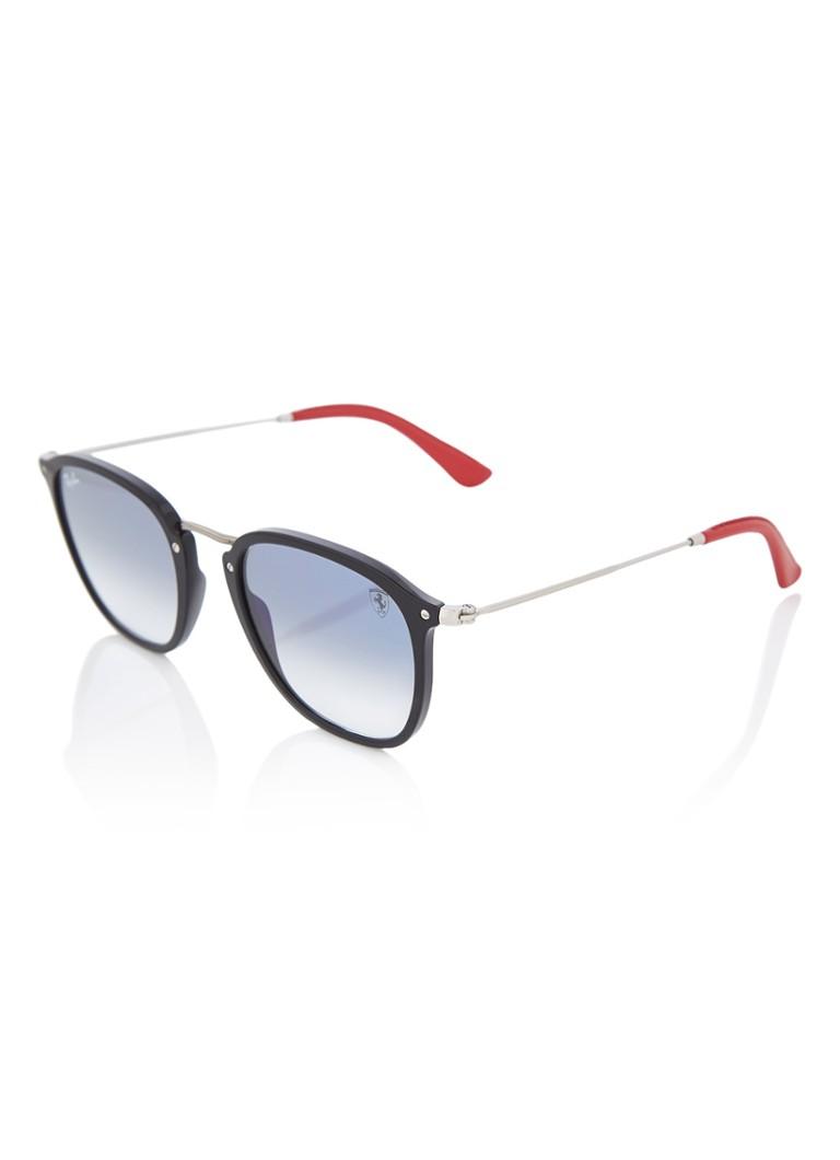 Ray Ban Sonnenbrille Scuderia Ferrari Collection Rb2448nm De Bijenkorf
