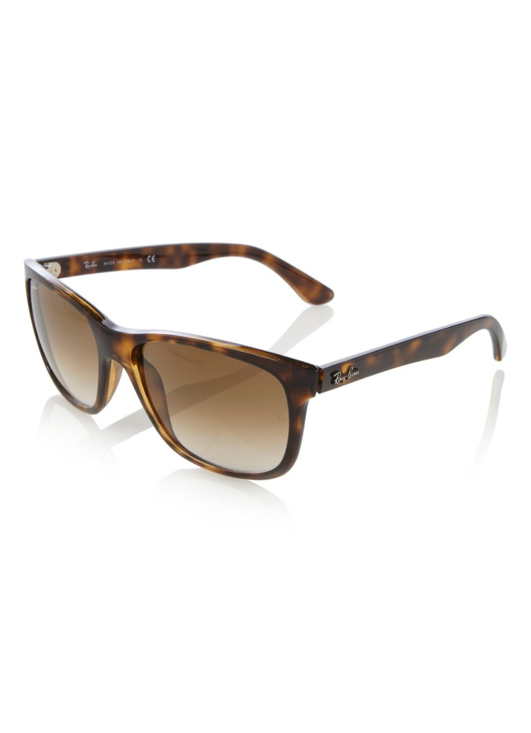Ray-Ban - Sonnenbrille Sun Collection RB4181 - Braun