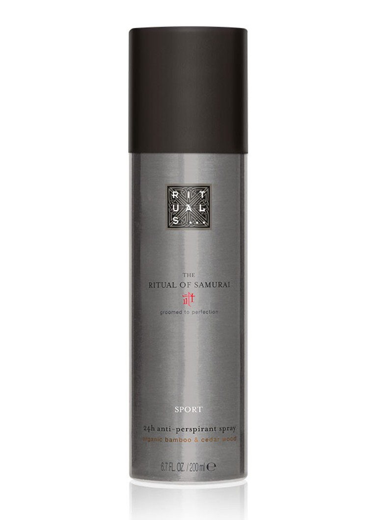 Rituals - The Ritual of Samurai Anti-Perspirant Spray - Deodorant - null