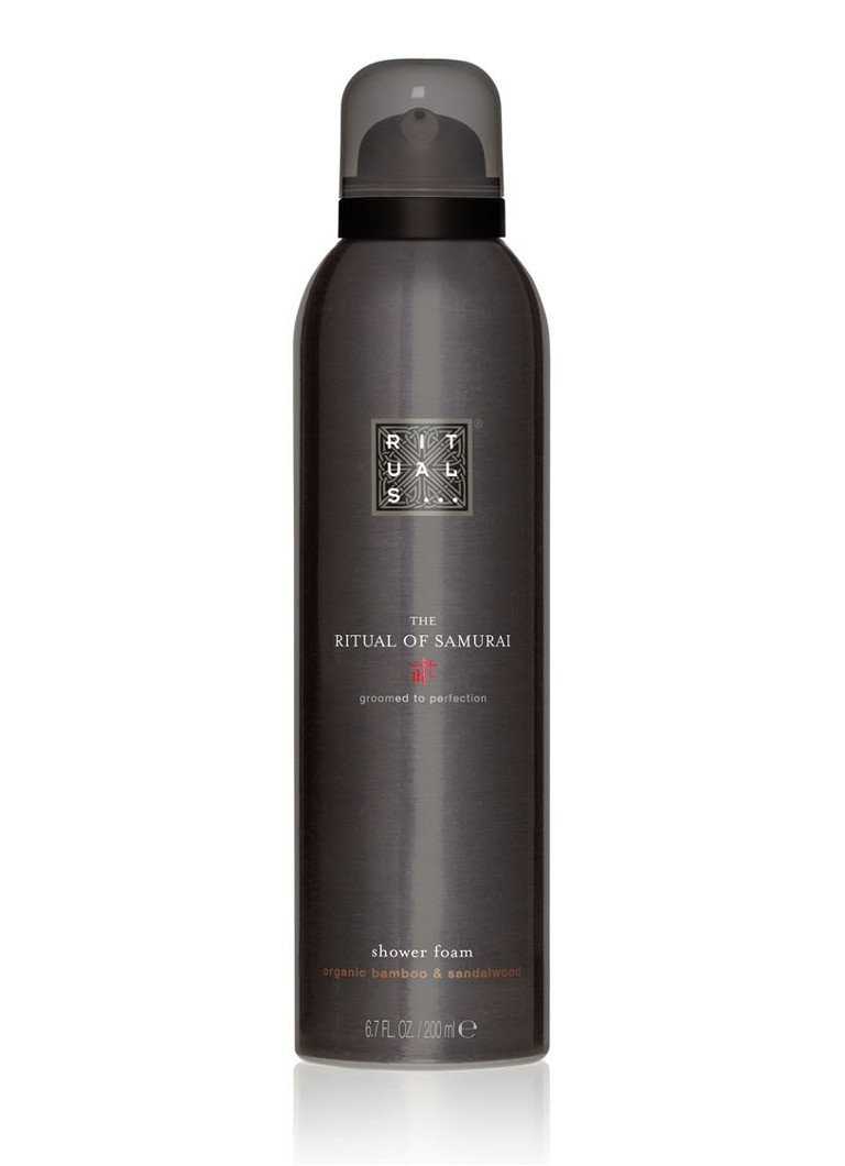 Rituals - The Ritual of Samurai Foaming Shower Gel - Duschschaum - null