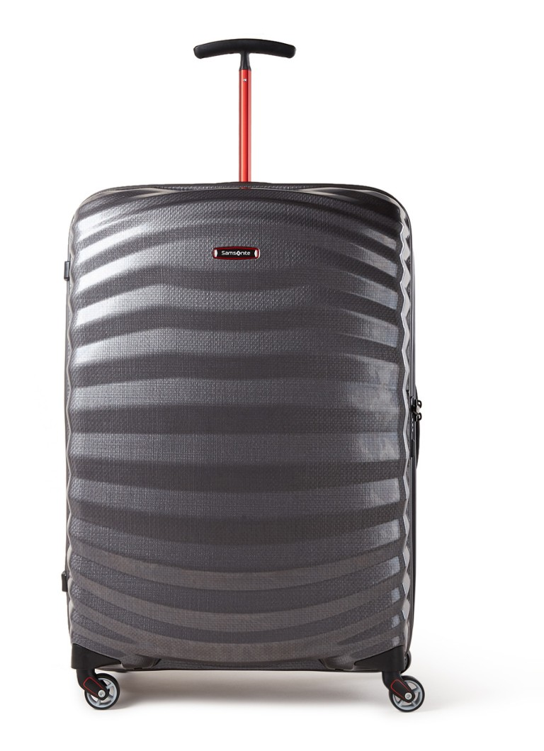 Samsonite - Lite-Shock Sport Trolley 75 cm - Grau