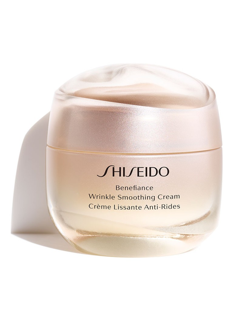 Shiseido - Benefiance Wrinkle Smoothing Cream - Anti-Falten-Creme - null