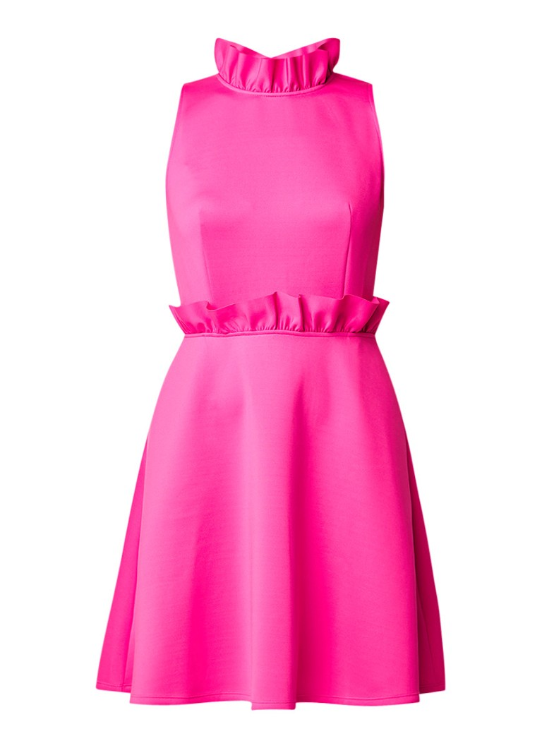 ted baker neon rosa kjole for sale 119aac 119fde19