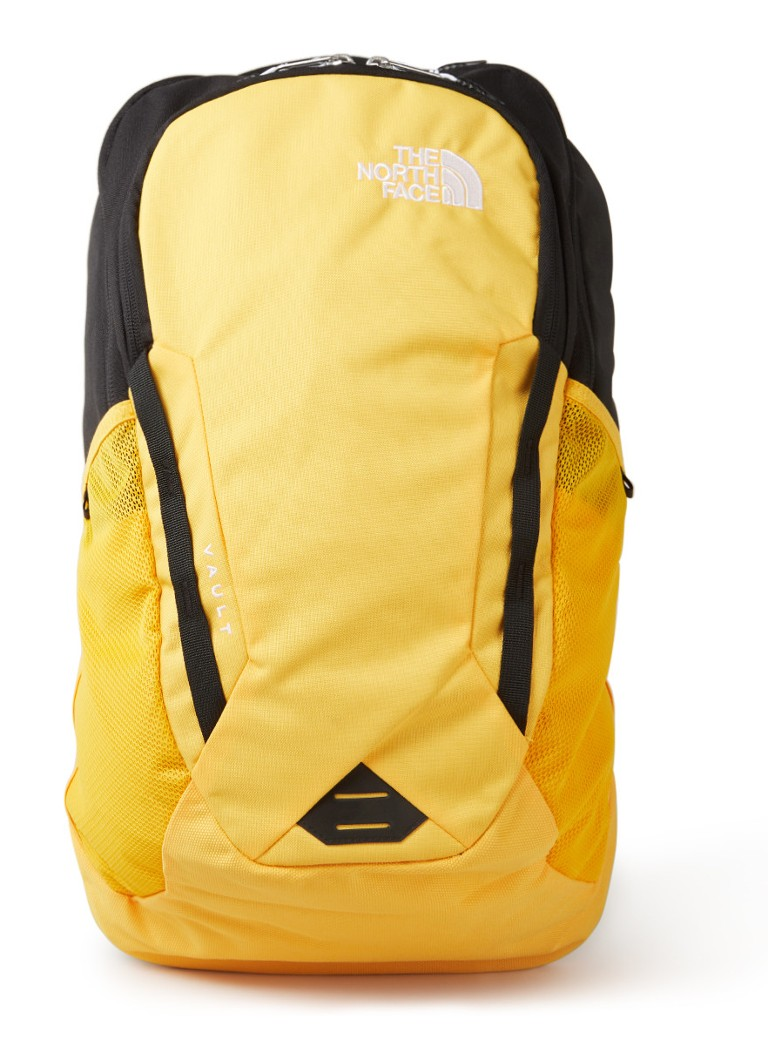 The North Face - Vault Ruckack mit 15 Zoll Laptopfach - Gelb
