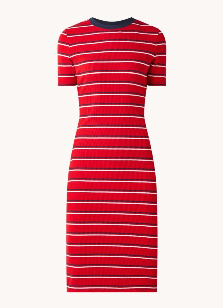 Kleid Hilfiger Rot  Atlanta 2022